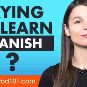 3 Reasons Why You Really Can Learn & Speak Spanish with SpanishPod101