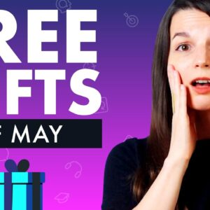 FREE Spanish Gifts of May 2021