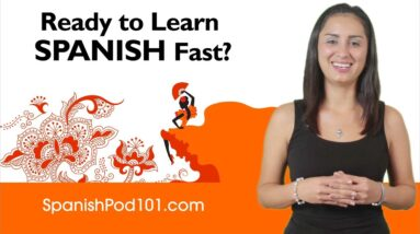 How to Learn Spanish FAST with the BEST Resources