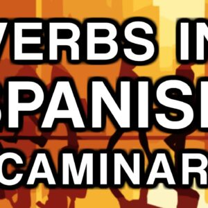 Learn Spanish Verbs with OUINO™: Lesson #110 Caminar (To walk)