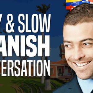 Learn Spanish with Conversations: #1 - Meeting a Stranger | OUINO.com