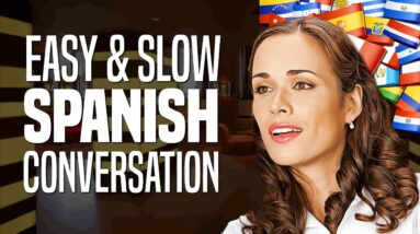 Learn Spanish with Conversations: #6 - Arriving at the Hotel | OUINO.com
