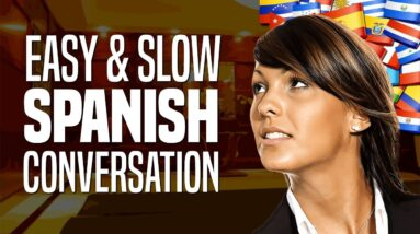 Learn Spanish with Conversations: #7 - A Stay at the Hotel | OUINO.com