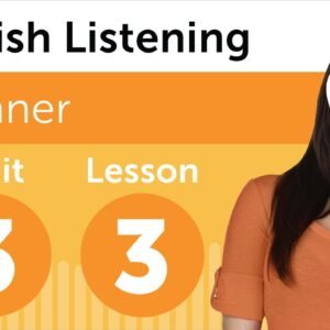 Spanish Listening Practice - Talking About Medicines in Mexican Spanish