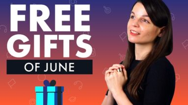 FREE Spanish Gifts of June 2021