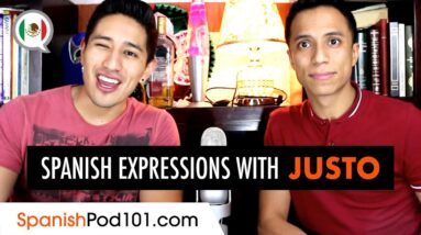 "How to use ""Justo"" in Spanish - Justo Phrases"