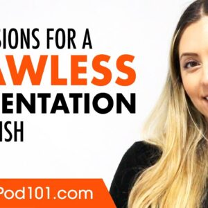 Must-Know Business Expressions for a Presentation in Spanish
