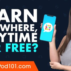 Want to Learn Spanish Anywhere, Anytime on Your Mobile and For FREE?