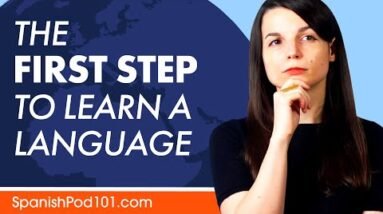 What's The First Step in Your Language Learning Journey?