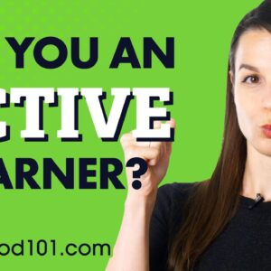Are You an Active or Passive Spanish Learner?