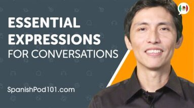 Learn Essential Expressions for Conversations in Spanish | Can Do #14
