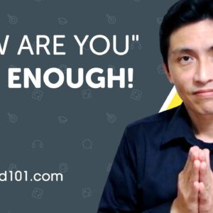 Learn How to Ask Someone How They Feel | Can Do #10