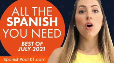 Your Monthly Dose of Spanish - Best of