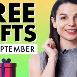 FREE Spanish Gifts of September 2021