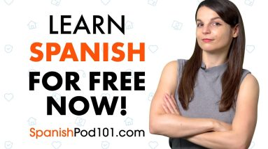 [LAST CHANCE] FREE Spanish Course for Everyone! Our Absolute Beginner course is open!